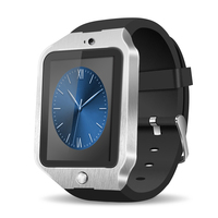 Surprising price LCD touch screen DZ09 Bluetooth smart watch for iPhone Samsung Android phone