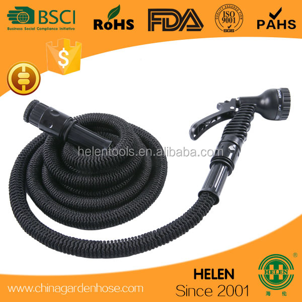 Brass Fittings Expandable Pocket Water Hose With protective sleeve