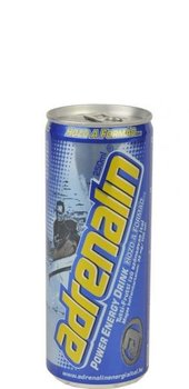 Adrenalina energy drink
