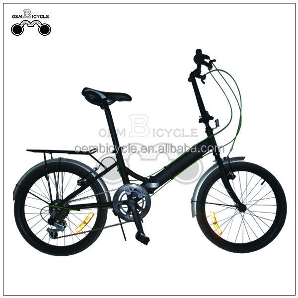 20 inch wheel 6 speed alloy frame V brake fold bike
