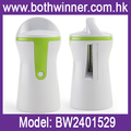Multi-function kitchen rotary vegetable slicer