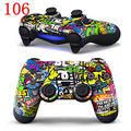 hot selling custom skin for PS4 controller sticker decal