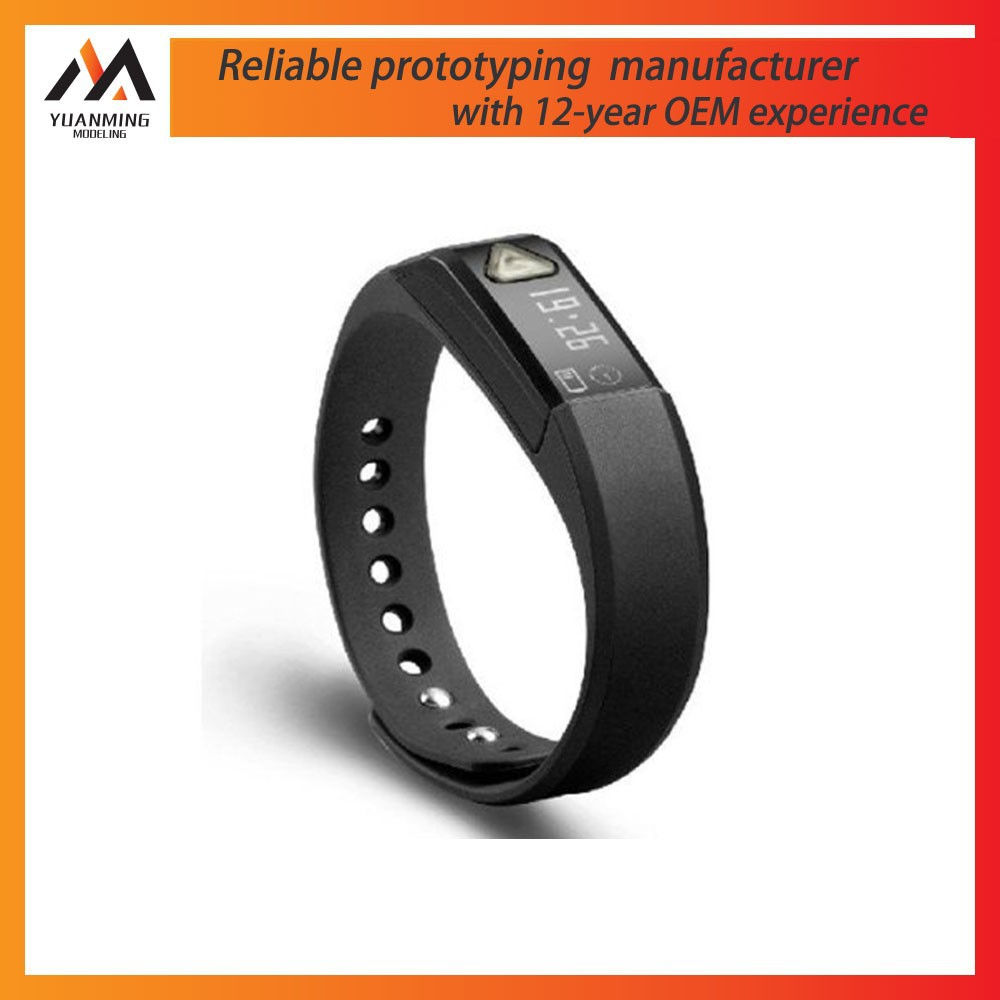 ABS case and TPU strap watch rapid prototype manufacturer