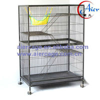 Factory Supplier cat supplies kennel crate