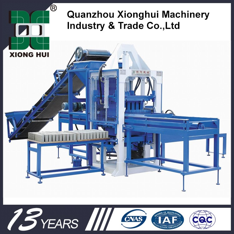 XH03-20 Eps Icf Block And Panel Price In India Brick Block Machine