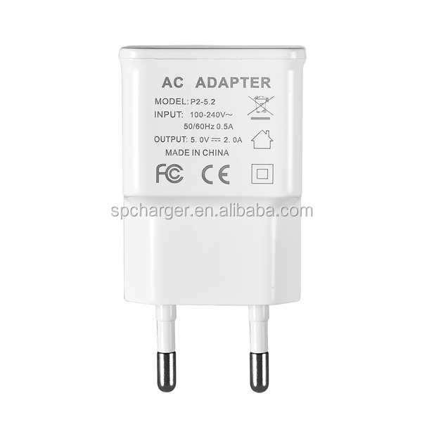 travel adapter power adapter usb wall charger for mobile phone with competitive price
