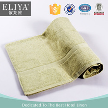 ELIYA Super Absorbency 5 Star 100 Cotton 16s Personalized Dobby Border Gym Towels With Logo