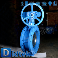 reliable technologies Quality assurance valve butterfly