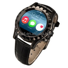 High quality waterproof smart watch of circular dial