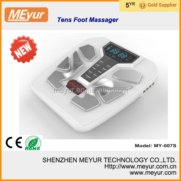 MEYUR Low Frequency Foot Massager With Electromagnetic Wave And Far Infrared