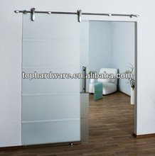 bedroom glass sliding door