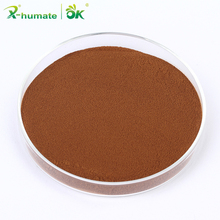 China factory powder super fulvic acid soluble organic fertilizer for wholesale