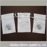 Original Factory Quality Embroidered Lavender Sachet Bag