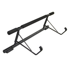 Chin-Up Bar Gym Equipment Weight Lifting Free Standing Pull Up Bar Door Gym.