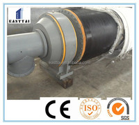 high quality paper machine press vacuum roll,RUBBER SHELL