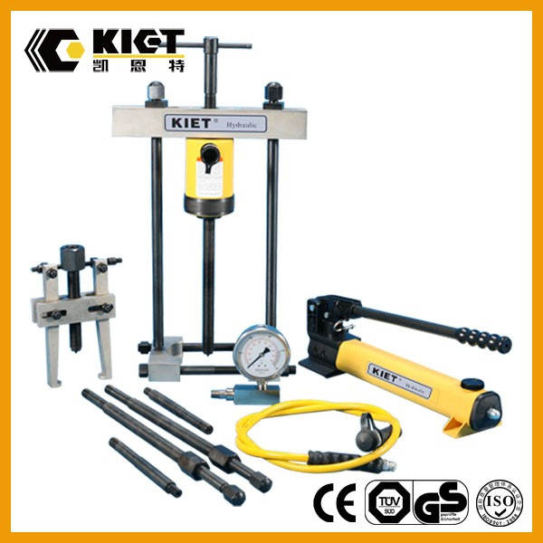 Application Of Hydraulic Bearing Puller : Enerpac brand three jaw hydraulic puller for bearing buy
