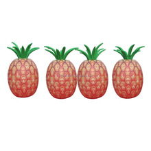 Supply high quality pvc inflatable fruit pineapple model for opening ceremony