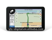 5 inch Car Cam GPS Navigation Windows CE 6.0