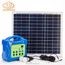 Multi Function Home Use Solar System Portable Solar Power Generator Energy Storage System