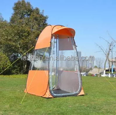 High Quality pop up spray tanning fishing tent