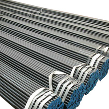 MS Erw Black Hollow Section Steel Pipe (Rhs/ Shs)