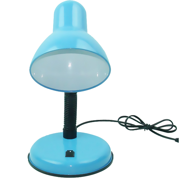 Flexible 220 V Study Colorful Desk Lamp table light in Many Colors