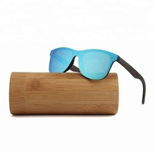 Search products 2018 sun glasses flat top wood one piece lens wooden italian wood sunglasses