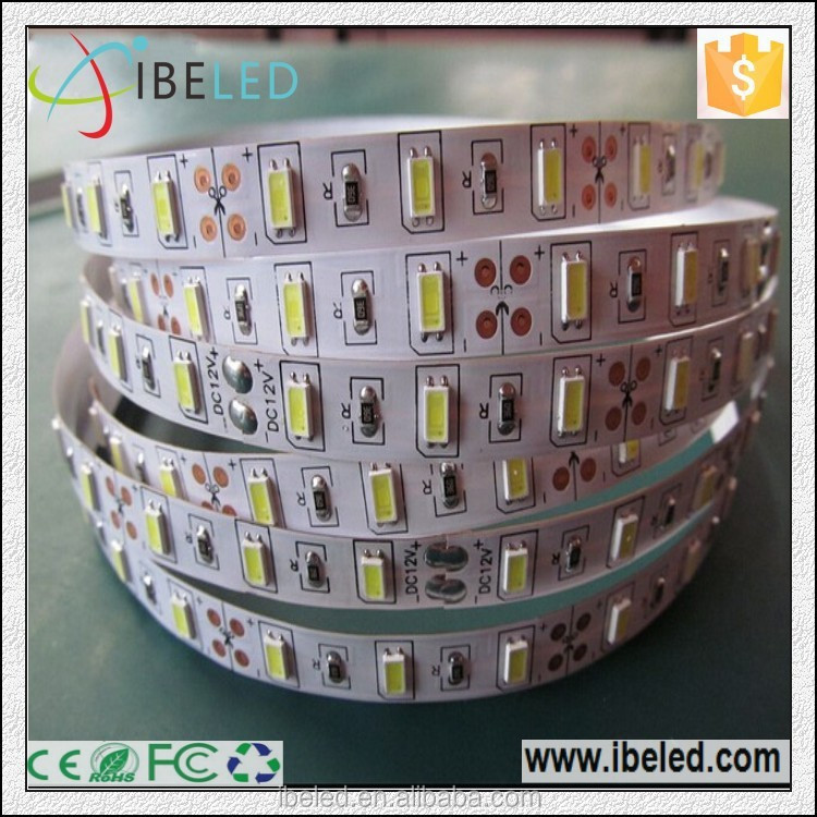 High Brightness smd 5630 led strip 300pcs Hot Sell 5630 high cri led strip