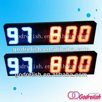 Plastic pop up timer with CE ROHS UL