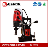 Hot sale BJ-6800E electric drill,BAOJIE magnetic base drill machine