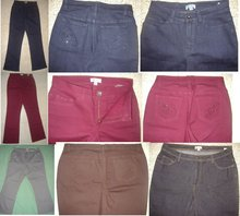 LADIES JEANS (Petite, Petit Plus - Regular, Regular Plus & Tall, Tall Plus)