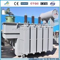 33kv Step Down 5 mva Power Transformer High Voltage transformer