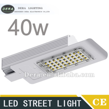 street lamp 40w led outdoor light Ip67 new arrival integrated road lamp led street light photoc
