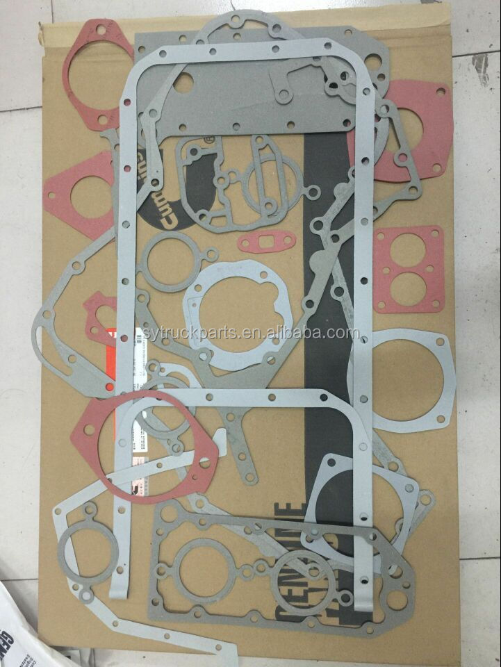 6L Upper Gasket Kit 4089758 for Cumins DCEC diesel engine parts