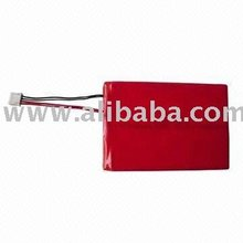 YT8044125 high rate Lithium Polymer battery