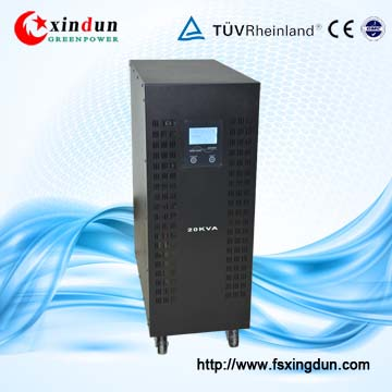 Pure Sine Wave Inverter 15kw mppt off grid inverter with built-in charge controller