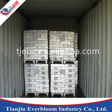 High Purity Mg9999 Cu0.0003% Magnesium Alloy Ingot Silver White Metal Price