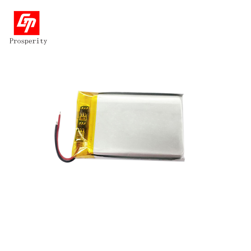 Polymer 752742 800mAh3.7v Bluetooth sound story machine rechargeable lithium battery