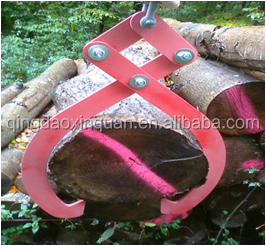 log tong with hook