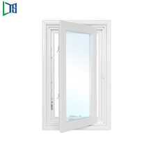Lys windows and doos aluminum casement window