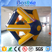 Water cylinder inflatable water wheels inflatable baby roller