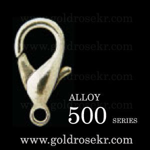 Alloy Lobster clasp 500 series