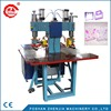 Double head pneumatic high frequency machine PVC blister machine with CE certificate at the zhenjia factory