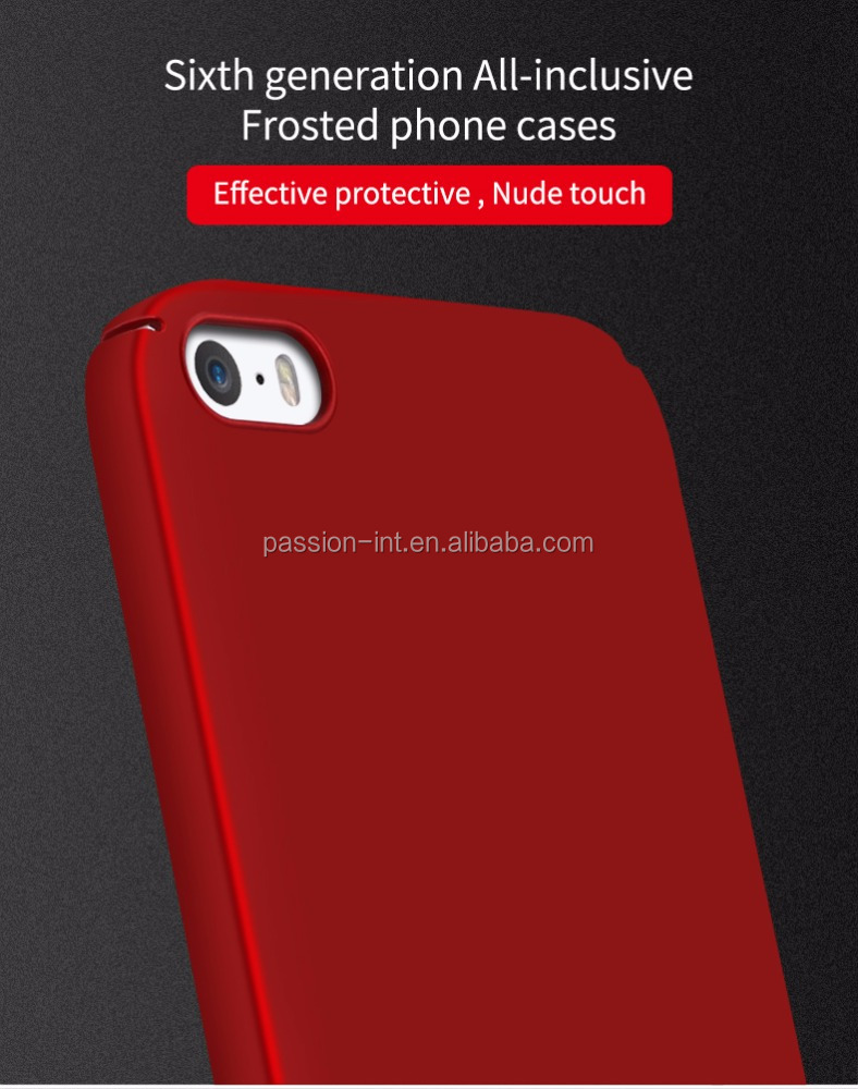 Phone case for iphone 5, Brand luxury Matte Case Hard Back Cover For iphone 5S SE, Shockproof mobile phone Case For iphone5