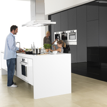 Customized foshan manufacturers modern black modular white cheap price kitchen cabinet doors high gloss lacquer kitchen cabinet