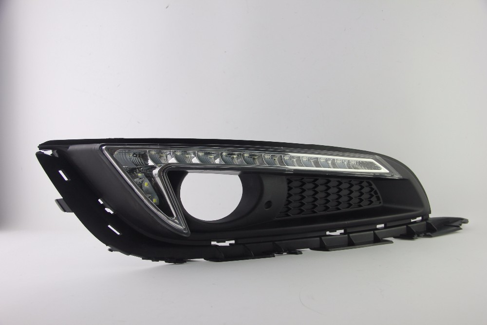High Power led daytime running light driving lights drl For Opel Insignia 2013 - 2016