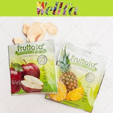 Hang Hole Plastic Dried Fruit Packing Pouch with Color Print