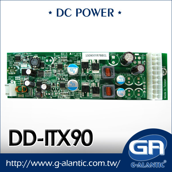 DD-ITX 90 - 12V 120W DC Open Frame Power supply / 12v 1a dc power supply