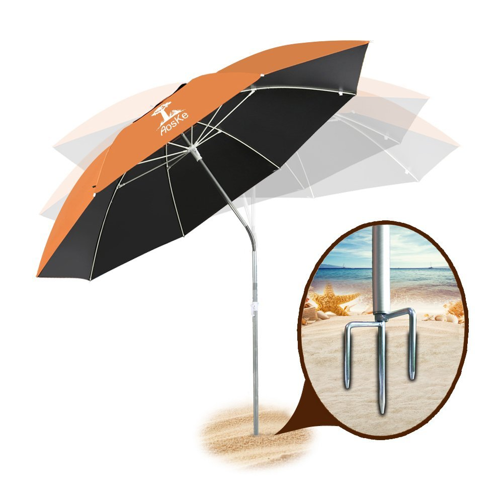 Chinese supplier Portable Sun Shade Umbrella, Inclined, Heat InsulationAntiultraviolet FunctionCommonly Used In GardenBeaches