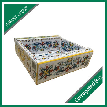 INNER COLOR BOX PRINTED COLOR BOX FOR SHAMPOO PACKING